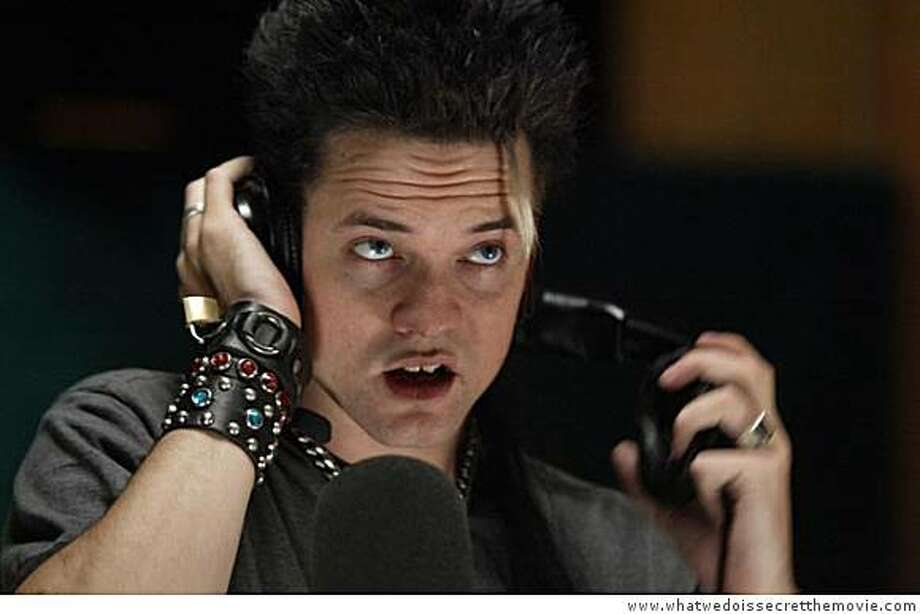 "Shane West stars at Darby Crash of the band the Germs in ""What We Do Is Secret."" (2008) Photo: Www.whatwedoissecretthemovie.com"