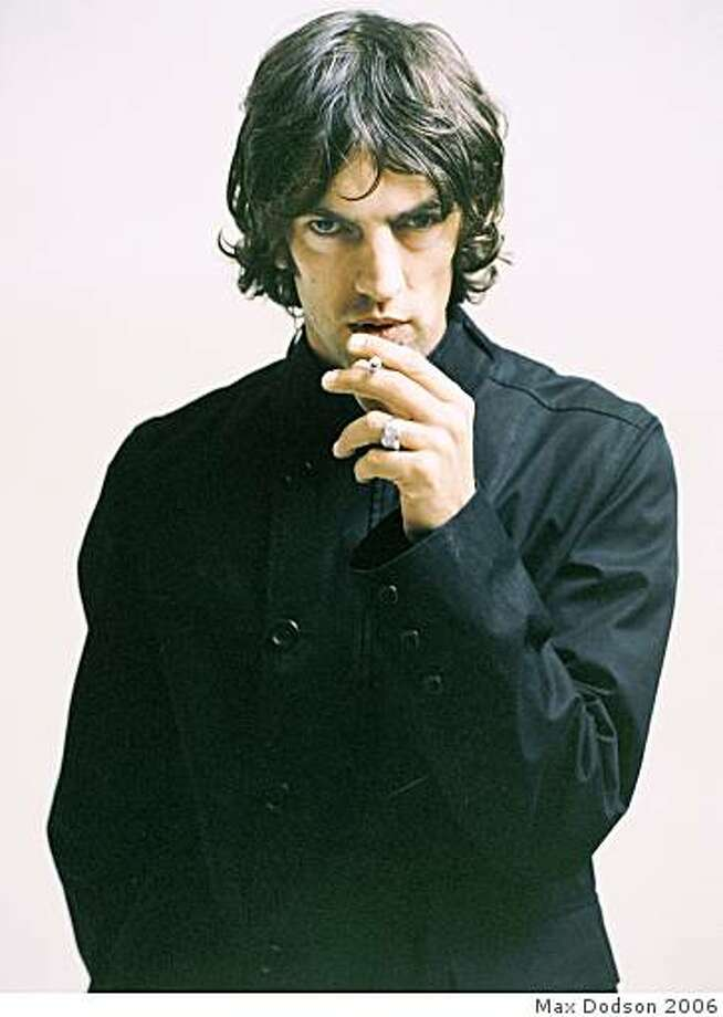 Richard Ashcroft, lead singer of the band the Verve. Photo: Max Dodson 2006