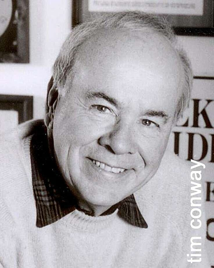 Tim Conway will perform at the 10th annual San Francisco State Comedy Night Feb. 26. Photo: SF State Comedy Night