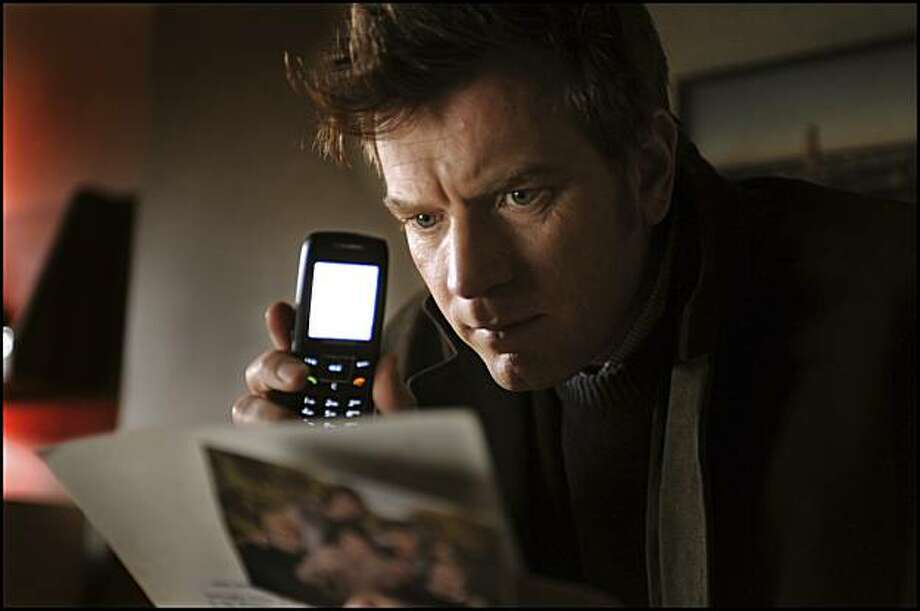 "Ewan McGregor in ""The Ghost Writer.""  EWAN McGREGOR stars in THE GHOST WRITER Photo: Summit Entertainment"