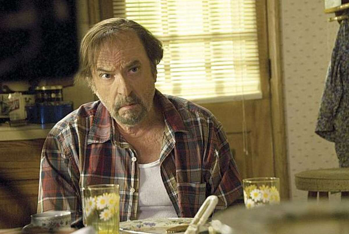 """In this film publicity image released by Roadside Attractions, Rip Torn is shown in a scene from, """"Happy Tears."""""""