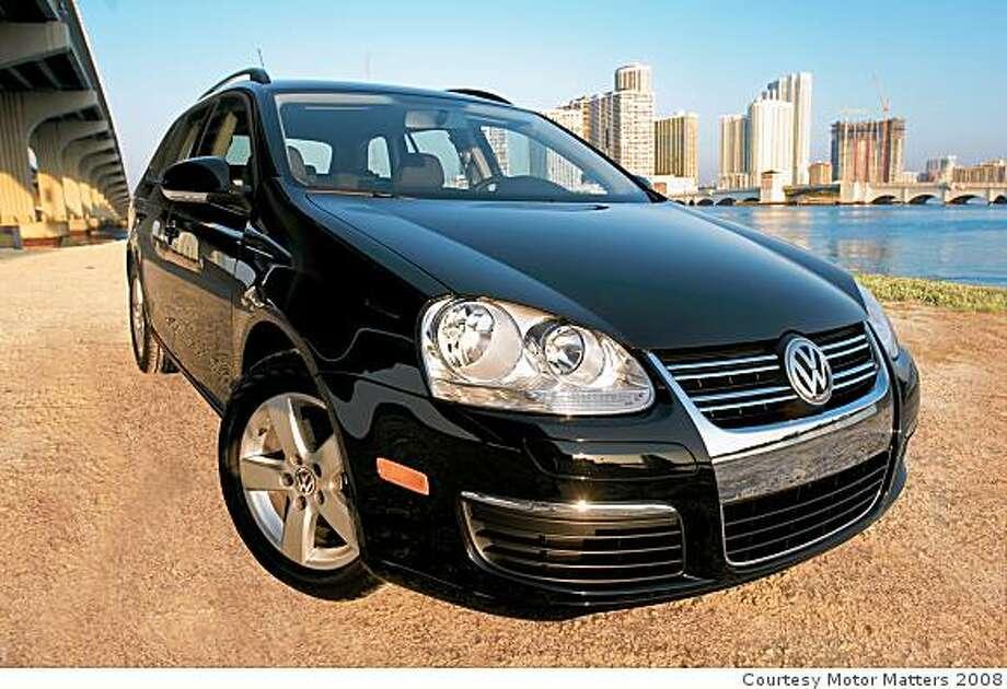 2009 Volkswagen Jetta SportWagen Photo: Courtesy Motor Matters 2008