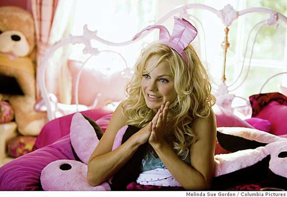 "Anna Faris is shown in a scene from, ""The House Bunny."" Photo: Melinda Sue Gordon, Columbia Pictures"