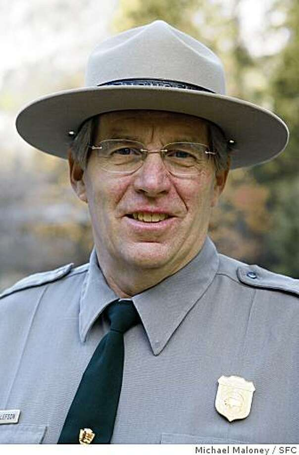 Michael J. Tollefson, Yosemite Park Superintendent Ten years ago on January 1-3, 1997, heavy rain and warm temperatures on top of a heavy snowpack on the peaks surrounding Yosemite Valley caused the greatest flood ever seen in Yosemite since gauging stations were first installed on the Merced River over 80 years ago. The valley lost approximately half of its campsites (about 350), 200 concession employee housing units, over 50% of accommodations at the Yosemite Lodge, and 33 backcountry bridges. The valley was closed for two and a half months for repairs that are still going on today. Photo taken on 1/11/07 by Michael Maloney / San Francisco Chronicle Photo: Michael Maloney, SFC