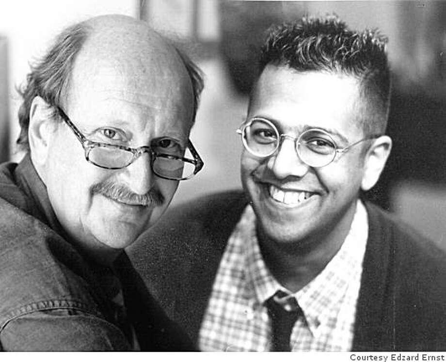 "(L-R) Edzard Ernst, M.D. and Simon Singh, authors of ""Trick or Treatment"" / Courtesy Edzard Ernst, M.D. and Simon Singh Photo: Courtesy Edzard Ernst"
