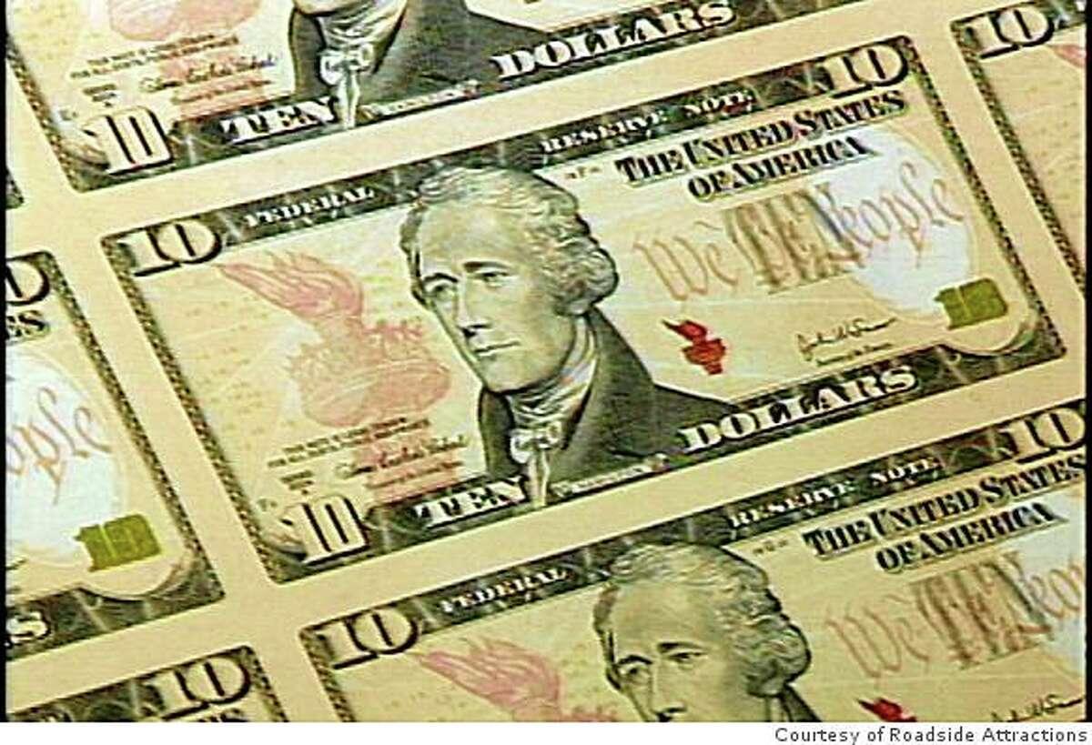 Director Patrick Creadon's movie ?I.O.U.S.A? examines the national debt.