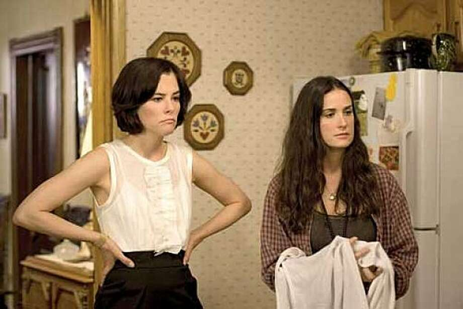 """Parker Posey and Demi Moore in """"Happy Tears."""" Photo: Roadside Attractions"""
