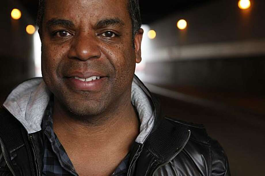 Nightclub promoter with M&N Promotions and operator of Harlot Lounge, Martel Toler, stands for a portrait in an urban alley on Tuesday January 26, 2010 in San Francisco, Calif. Photo: Mike Kepka, The Chronicle