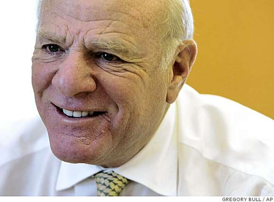 Barry Diller?s IAC/InterActiveCorp completed its split into five publicly traded companies Thursday ? a move intended to give each business more focus and value than the previously cluttered whole. Photo: GREGORY BULL, AP