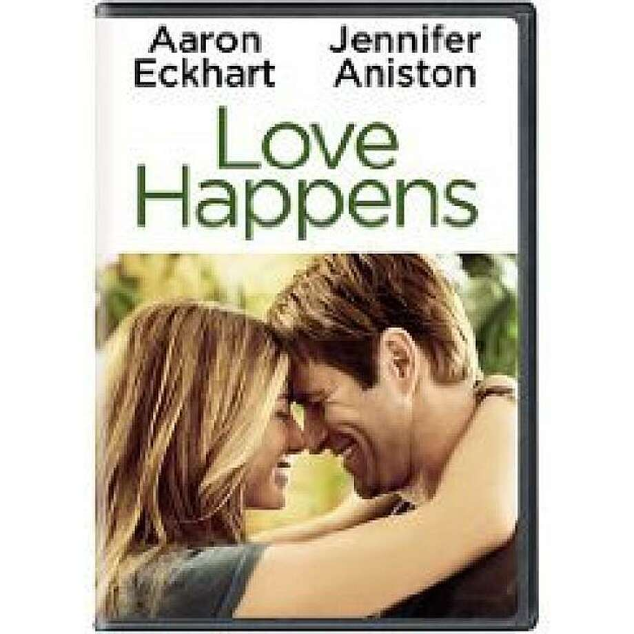 dvd cover LOVE HAPPENS Photo: Amazon.com