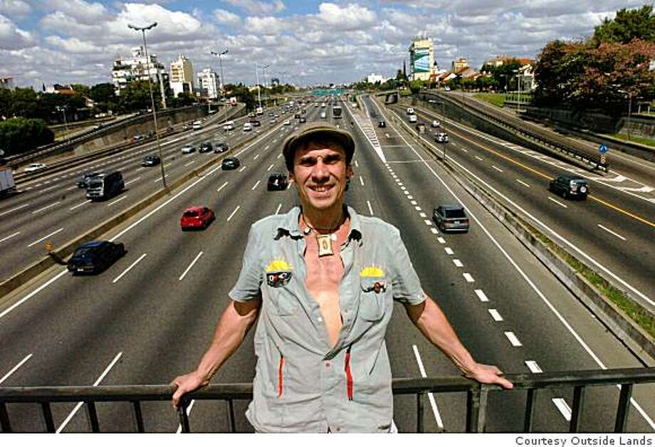 Manu Chao will perform at Outside Lands Music and Arts Festival on Friday, August 22, 2008. Photo: Courtesy Outside Lands