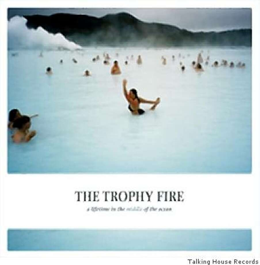 CD cover: The Trophy Fire Photo: Talking House Records