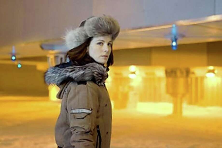 "Kate Beckinsale in ""Whiteout"" (2009). Photo: Warner Bros."