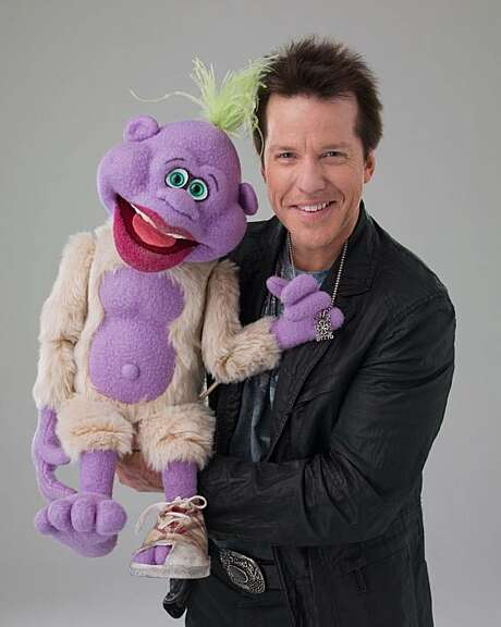 Not the same old Valentine's Day show: Jeff Dunham and a cast of puppets are at the Oracle arena. Photo: Richard McLaren