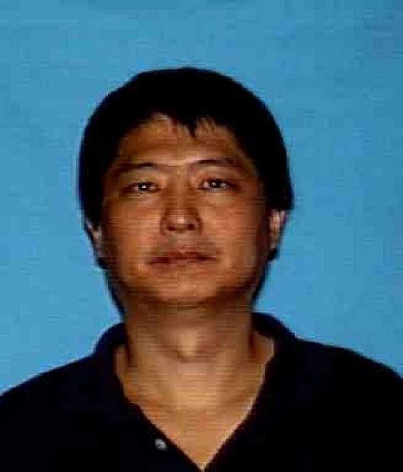 Lei Huang, suspected of shooting his brother-in-law to death in Fremont on Feb. 9. Photo: Fremont Police