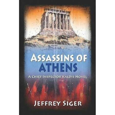 "Jeffrey Siger is the author of ""Assasins of Athens."" Photo: Amazon"
