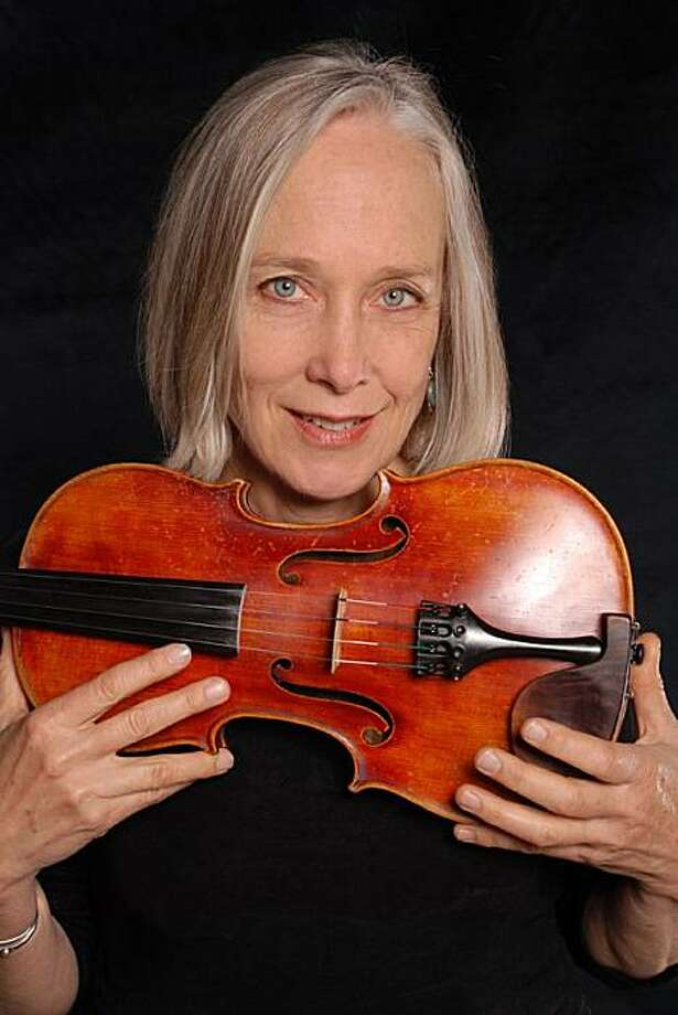 Laurie Lewis performs Saturday night at Freight and Salvage in Berkeley. Photo: Irene Young