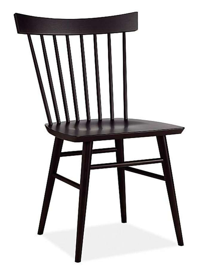 Thatcher Side Chair at Room & Board. Photo: Room & Board