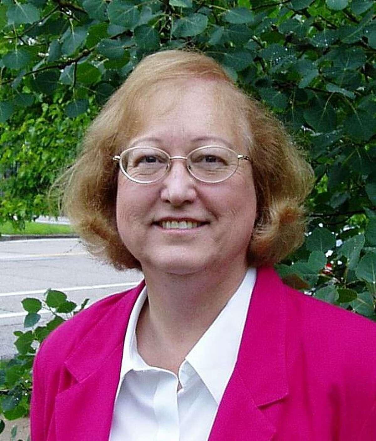 Author Connie Willis