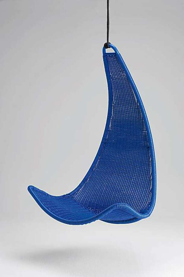 PS SVINGA hanging seat by Ikea. Photo: Ikea