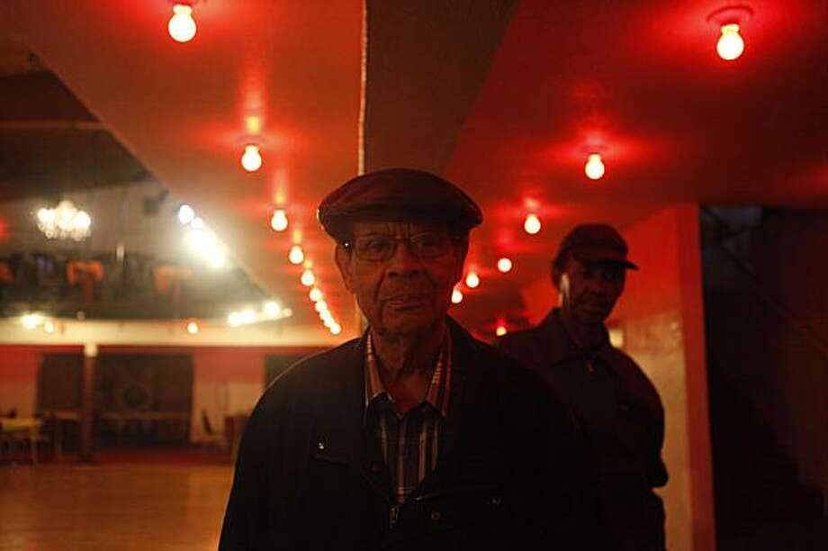 Owner of the Continental Club, Curtis Christy and his right hand man and maintenance man  of 60 years, Mills Smith (rt) stand for a their portrait in the club on Thursday January 22, 2009 in Oakland, Calif. Photo: Mike Kepka, The Chronicle