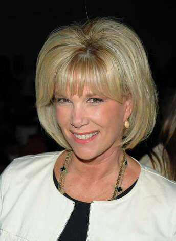 2010: Journalist/TV personality Joan Lunden / AP2008