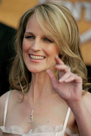 2012: actress Helen Hunt / AP2007