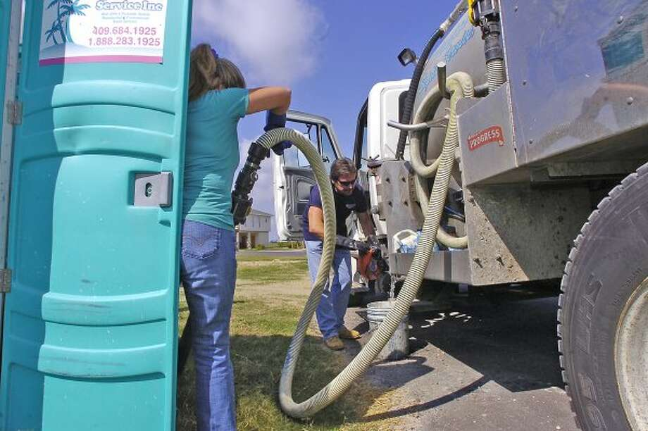 5. Septic tank services and sewer pipe cleaners:  Few people might want to do this job, but the unemployment rate is next to nothing. The Labor Department reported it had an unemployment rate of 0.3 percent.  (Dave Ryan / Dave Ryan/The Enterprise)