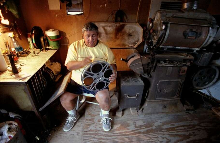 6. Motion picture projectionists:  Few Americans probably knew this job existed, b