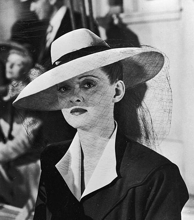 """Actress Bette Davis is seen in the film """"Now, Voyager,"""" 1942. (AP Photo) Photo: Ap"""