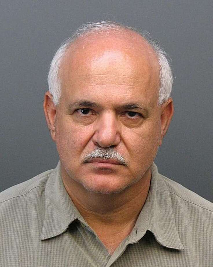 Benva Lazar, a San Jose dentist convicted of groping female patients. Photo: San Jose Police