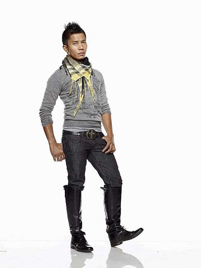 """Jay Nicolas Sario is a San Francisco designer who works for the Gap and will be a contestant on the seventh season of  """"Project Runway."""" Photo: Lifetime"""