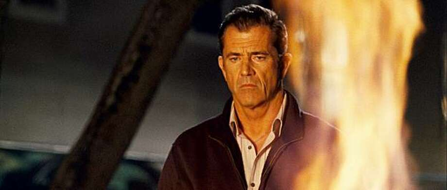 "MEL GIBSON as Thomas Craven in Warner Bros. Pictures' and GK Films' suspense thriller ""Edge of Darkness."" Photo: Courtesy, Warner Bros. Pictures"