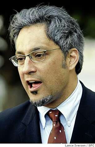 ross mirkarimi Photo: Lance Iversen, SFC