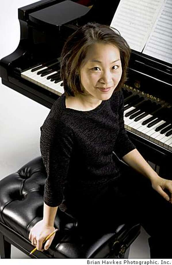 Composer Dorothy Chang Photo: Brian Hawkes Photographic, Inc.