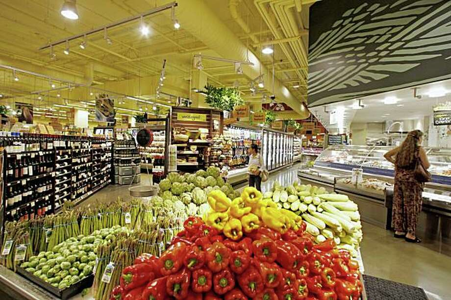 The Whole Foods store at 450 Rhode Island, San Francisco. Photo: Chris Stewart, The Chronicle