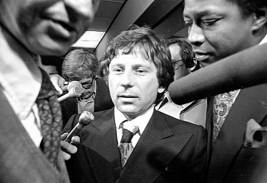 ROMAN POLANSKI: WANTED AND DESIRED. Any reproduction of the photo must be accompanied by the following credit line: Los Angeles Times Collection, UCLA Library Department of Special Collections/courtesy HBO Photo: Los Angeles Times Collection, UC, Courtesy Of HBO