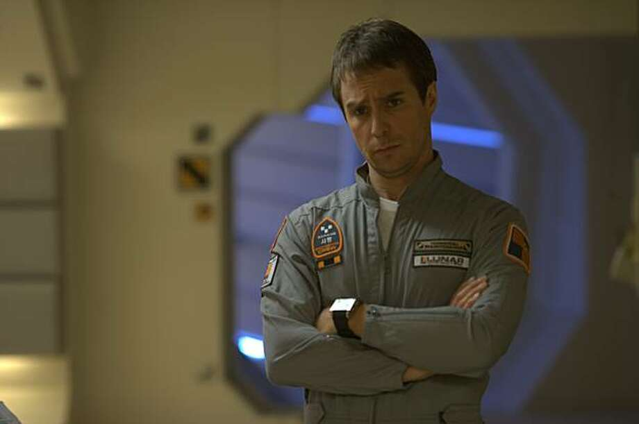 "Sam Rockwell in ""Moon."" Photo: Mark Tille, Sony Pictures Classics"
