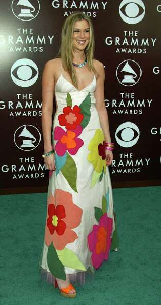 Joss Stone might have been better off island-hopping in her 2005 gown.