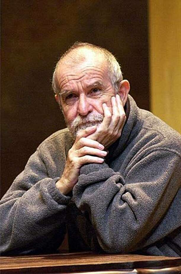 South African playwright Athol Fugard Photo: Courtesy, Berkeley Repertory Theatre