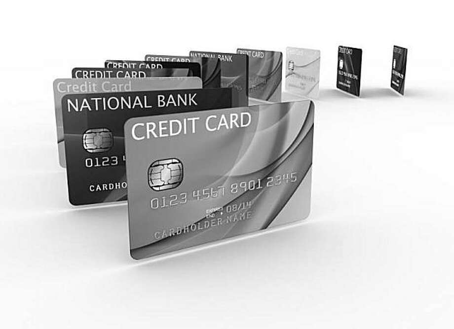 istock image of credit card to accompany editorial in insight 01/10/10 3d rendering of a credit cards Photo: Istockphoto