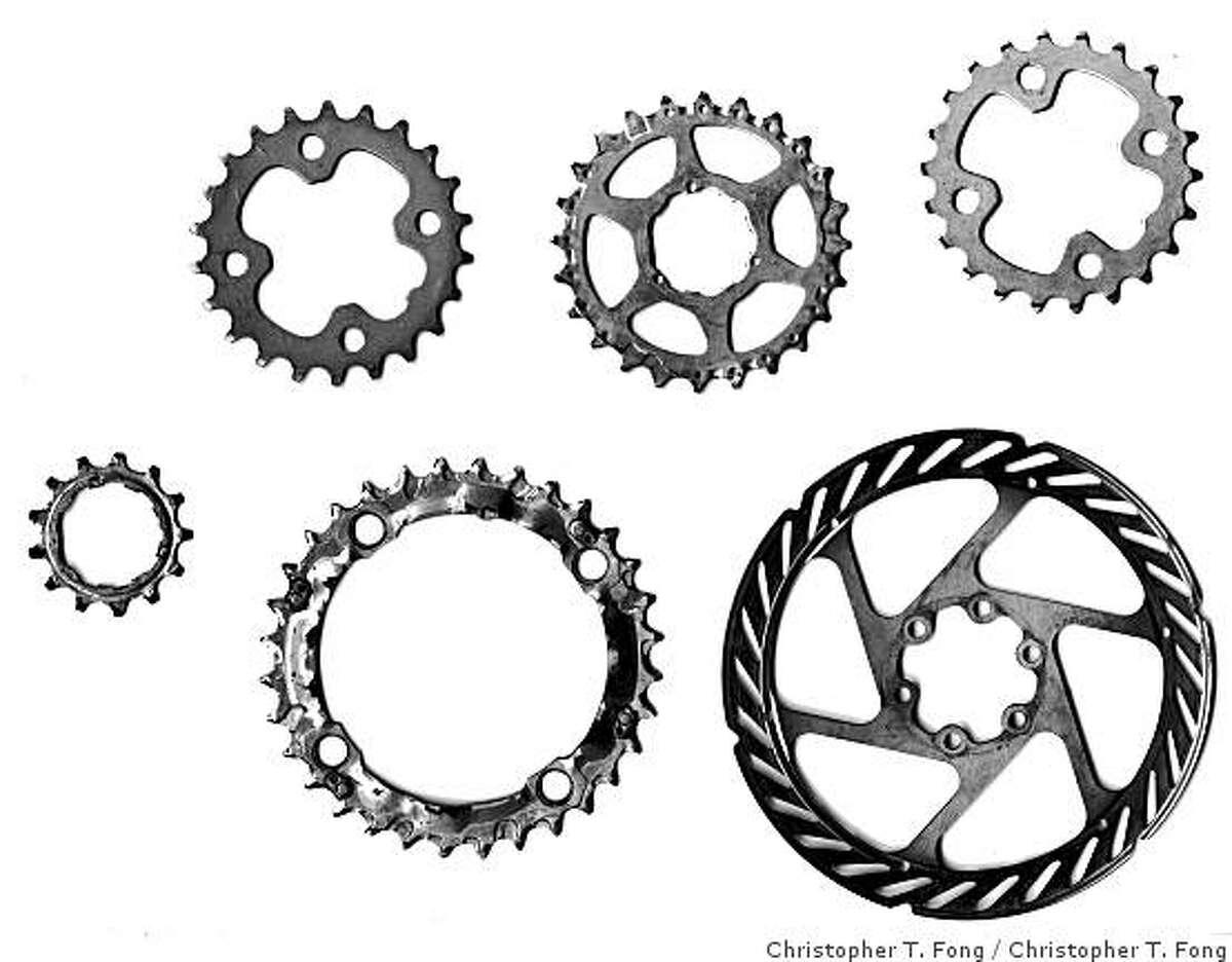 bike gearsChristopher T. Fong / Chronicle