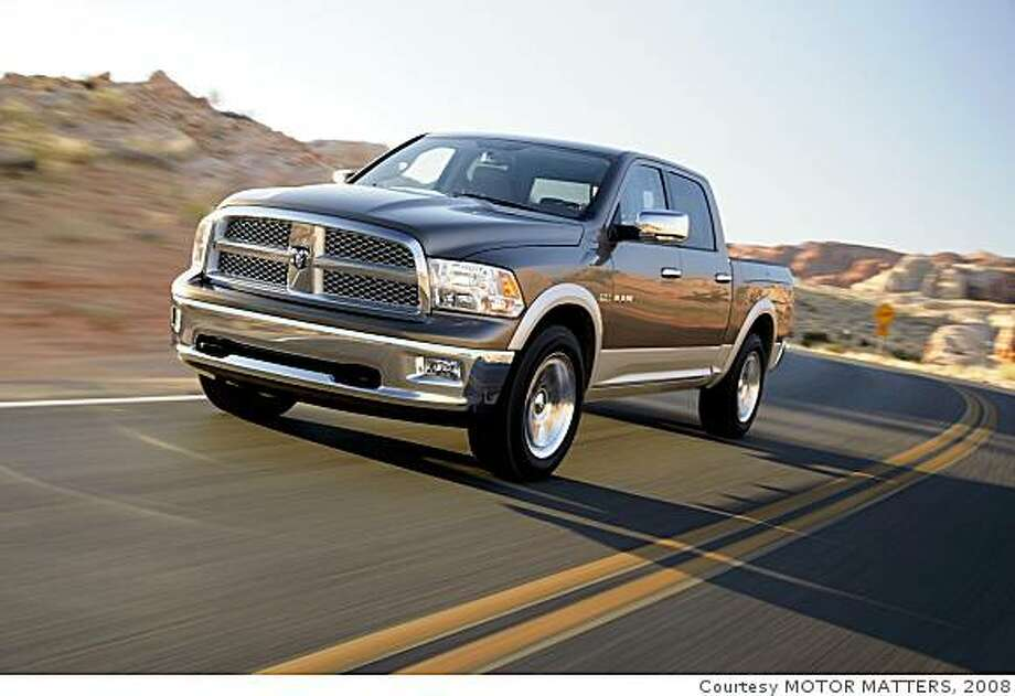 2009 Dodge Ram Laramie Photo Courtesy Motor Matters 2008