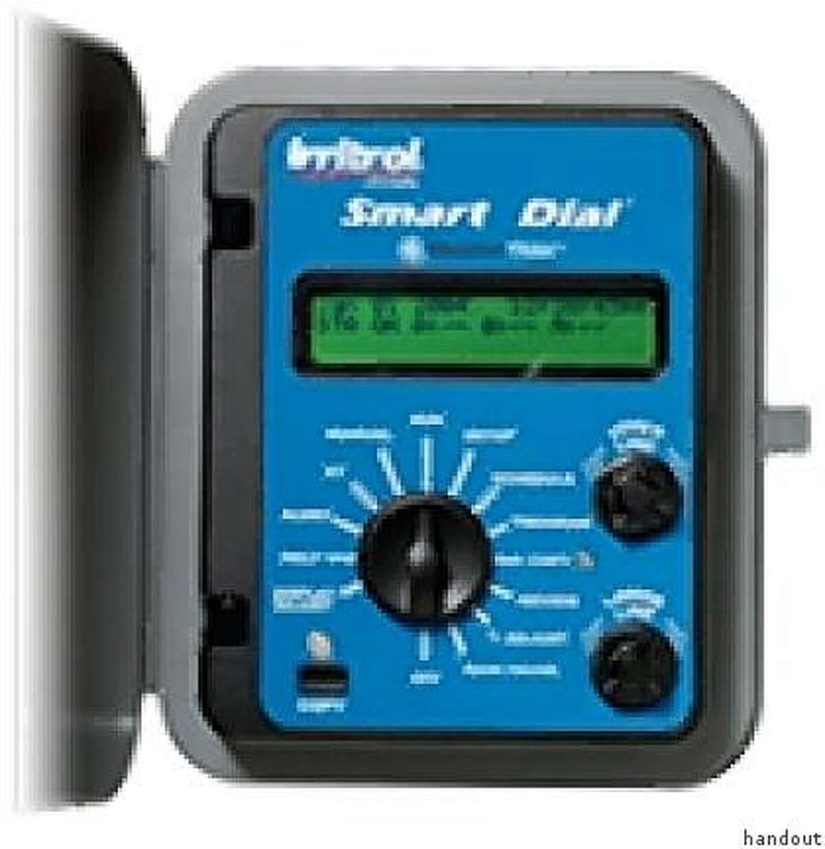 Irritrol brand water controller