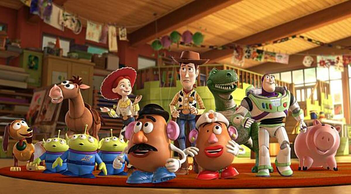 """Toy Story (1995), Toy Story 2 (1999), and Toy Story 3 (2010) In one of his most notable roles, John Ratzenberger voiced the lovable toy pig, """"Hamm,"""" in the Toy Story movies, as well as related Toy Story specials and video games."""