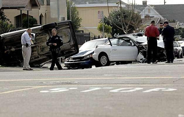 Car Crash Rd St And Blanding Blvd