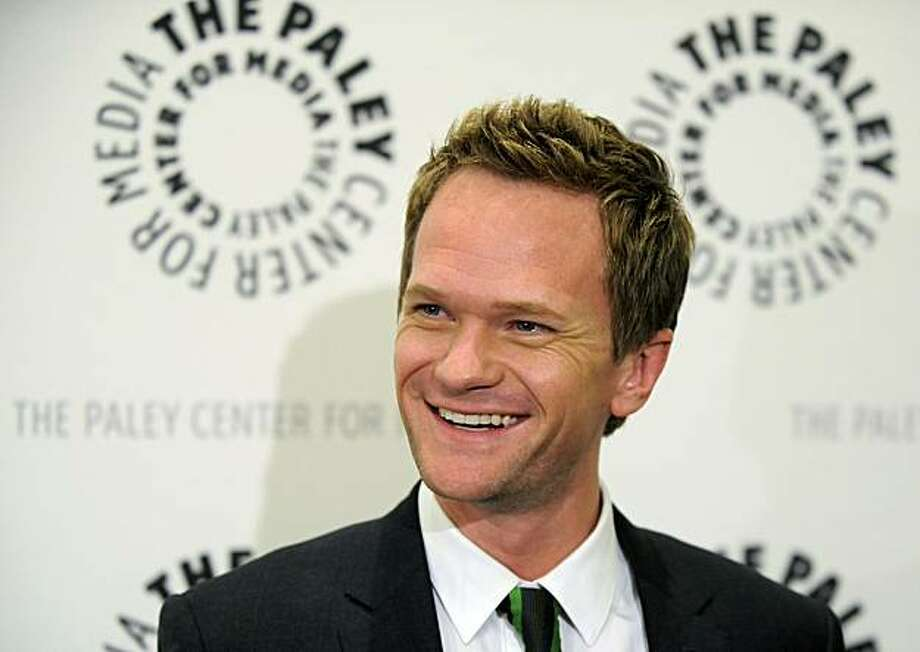"Neil Patrick Harris, a cast member in the television series ""How I Met Your Mother,"" arrives at a celebration for the 100th episode of the show at The Paley Center for Media in Beverly Hills, Calif., Thursday, Jan. 7, 2010. Photo: Chris Pizzello, AP"