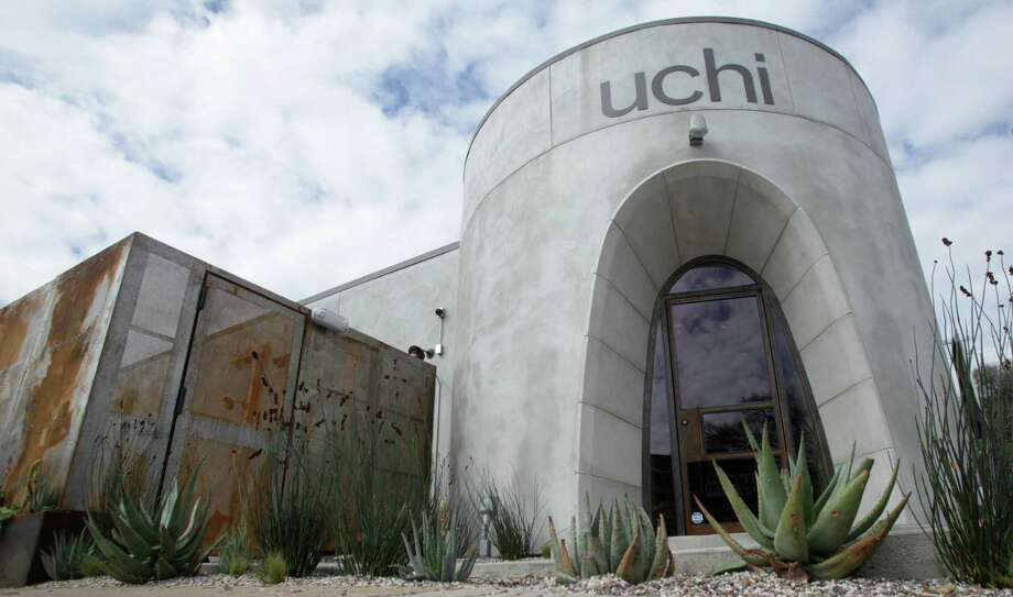 Uchi was designed by Michael Hsu. Photo: Mayra Beltran / © 2012 Houston Chronicle