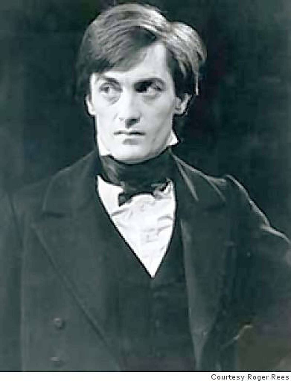 """Roger Rees in """"Nicholas Nickleby"""" with the Royal Shakespeare Company in 1980."""