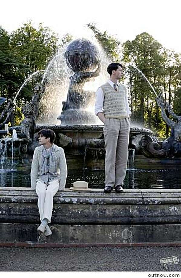 Matthew Goode, left and Ben Whishaw in BRIDESHEAD REVISITED Photo: Outnow.com